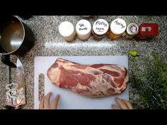 Receta de Bondiola Braseada de 3 horas de cocción - YouTube