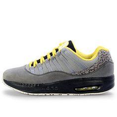 222f1cbee31746 Jordan Mens Cmft Viz Air 11 Leather Stealth Yellow Black 467792-007 Jordan  11