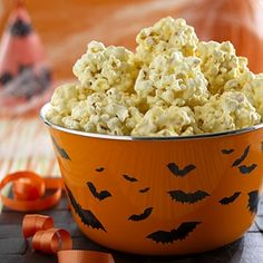 Oooey-Gooey Popcorn Balls