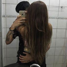 Cute Relationship Photos, Tumblr Relationship, Couple Relationship, Relationships, Ulzzang Couple, Ulzzang Girl, Cute Couples Goals, Couple Goals, Cute Couple Selfies