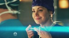 Erica Durance (in Saving Hope episode - Blindness) Saving Hope, Erica Durance, Smallville, Tv, Television Set, Television