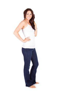 Post Pregnancy Shapewear Tank | www.duematernity.com