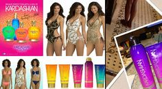 Prepare a Perfect Summer with the New Swimwears Kardashian Kollection & Kardashian Glow Available