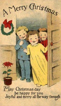 1000 images about vintage christmas cards on pinterest vintage christmas cards vintage. Black Bedroom Furniture Sets. Home Design Ideas