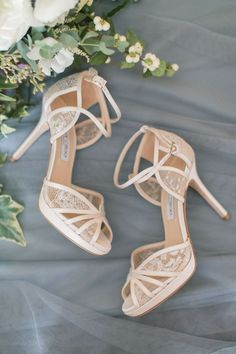 Gorgeous Rustic Farm Wedding with Purple Details Jimmy Choos Photographer: Amy Rizzuto Photography; Ideas for wedding shoes. Cute Shoes, Me Too Shoes, Crazy Shoes, Mod Wedding, Farm Wedding, Summer Wedding, Rustic Wedding, Light Wedding, Wedding Country