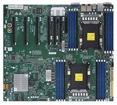 Supermicro Server Motherboard - Intel Chipset - Socket P - 1 x Bulk Pack Front Side Bus, Board, Ebay, Brown, Kitchen Shop, Computer Animation, Swift, 3, Computers