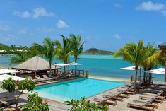 Discover the most beautiful places to stay in St. Barth's.