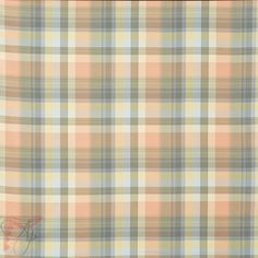 Bold and flamboyant, the Mambo collection epitomises the revival with pop-art geometrics and stylised floral prints balanced by woven stripes and checks. Tartan Fabric, Fabric Rug, Pink Fabric, How To Make Curtains, Made To Measure Curtains, Nautical Wallpaper, Cottage Wallpaper, Animal Print Wallpaper, Prestigious Textiles