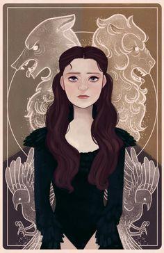 Alayne Stone, Game of Thrones Fan Art