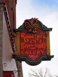 Roosters...........Ogden, Utah
