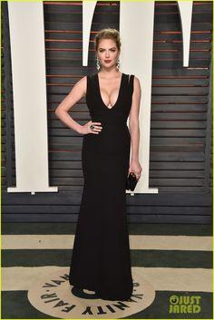 Heidi Klum & Kate Upton Party After the Oscars with 'Vanity Fair'!   heidi klum kate upton vanity fair oscars 2016 01 - Photo