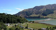 Cable Bay, Nelson, New Zealand.
