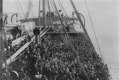The Irish Immigration