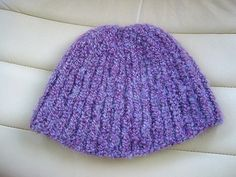 Hand Knit Women's Hat by NortherNights on Etsy, $10.00