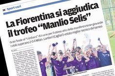 Rassegna stampa da @lanuovasardegna  #TorneoManlioSelis #lecoqsportifcup #SeliStars