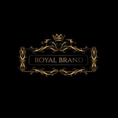 Luxury design with gold color Premium Vector Branding Design, Logo Design, Design Color, Luxury Background, Abstract Iphone Wallpaper, Wedding Shoes Bride, Boutique Logo, Luxury Logo, Beauty Logo