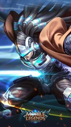Alpha The Ultimate Weapon - Wallpaper Mobile Legends