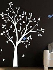 JiuBai™+Tree+Wall+Sticker+Wall+Decal+–+CAD+$+40.30