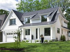 I like the dual pitch shed dormers Urban Casual - REFINED