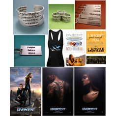 """#Divergent"" by livtwilight on Polyvore"