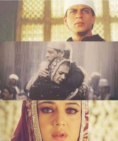 Embedded image permalink-Veer Zaara... Humanity, respect and the power of love against time and circumstances.