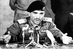 King Hussein of Jordan <3