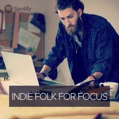 Listen to what you love!Get in the zone with a chill mix of instrumental folk and acoustic – with no distracting lyrics.