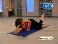 Pilates 30 Minutes Exercises Full Workout Doing at Home !