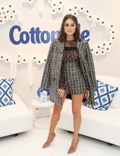 Olivia Culpo attends day two of Beauty Bar Presented by Cottonelle on September 9, 2016 in New York City.