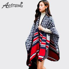 Vintage Cashmere Poncho Winter Warm Thick Cape Shawls $26.84 => Save up to 60% and Free Shipping => Order Now! #fashion #woman #shop #diy http://www.scarfonline.net/product/aetrends-2016-vintage-cashmere-poncho-winter-warm-thick-cape-shawls-and-scarves-z-3846/