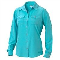 Marmot Annika LS Shirt  Womens  Light Aqua