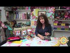 Needle Felting Tutorial : How to Needle Felt by Gillian Harris from Gilliangladrag - YouTube