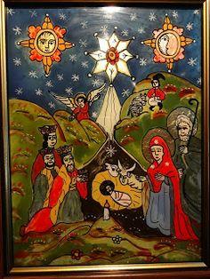 Religious Images, Religious Icons, Three Wise Men, Orthodox Icons, Sacred Art, Epiphany, Astronomy, Folk Art, Medieval