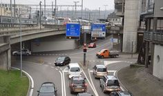 Jetzt kommt Projekt «Oase»: Durchgangsverkehr soll weg von Zentren Centre, Projects
