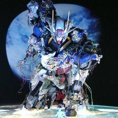 Check out the latest Gunpla Gundam News here. Arte Gundam, Gundam 00, Gundam Wing, Gundam Exia, Gundam Astray, Cool Robots, Cool Toys, Robot Wallpaper, Gundam Iron Blooded Orphans