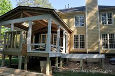 Turning Our Back Porch Dreaming Into A Reality – Part 1
