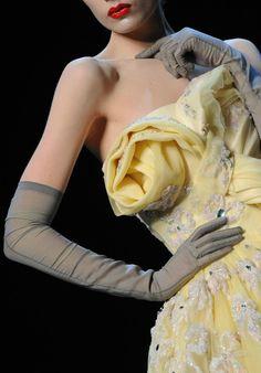 John Galliano for Chrisitan Dior Spring Summer2011 Haute Couture