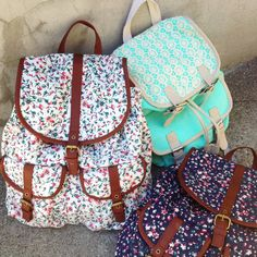 Our most adorable backpacks!