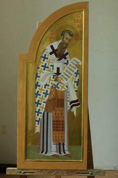 Orthodox Icons, Saints, Religion, Christian, Painting, Decoration, Drawings, Pintura, Fresco
