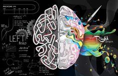 Left Right Brain on Behance