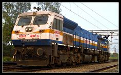 India's First Dual Cab EMD Locomotive TKD WDP4D 40014. | Flickr - Photo Sharing!