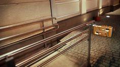 Visual Blender: Test Cinema 4d Motion Tracking