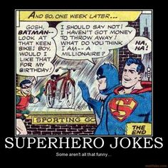 Funny | Comics | Superheroes | Humor |  Batman | Superman | Robin