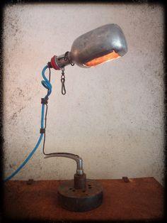 """Lampe """"la gourde"""""""