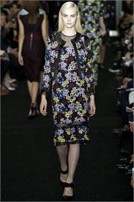 Fall Winter 2013-14: Erdem, London - click on the photo to see the complete collection, backstage, details, people and review on Vogue.it