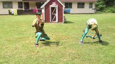 2014 1st Session Adventurers Bowl  Robin Hood #gsclipdub #gscolympics