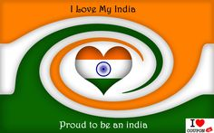 I Love My India... I am Proud of My India.. iLoveCoupon.in WIshing you all a Happy Independence Day!!! Visit www.ilovecoupon.in for Independence day deals!!!