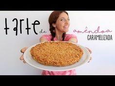 La Dolce Rita: Tarte de amêndoa caramelizada Best Carrot Cake, Cheesecake Pie, Sweet Pie, Cheesecakes, Sweet Recipes, Deserts, Food And Drink, Sweets, Algarve