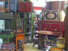 Golden Lotus Antiques store tour 2 http://stores.ebay.com/Golden ...