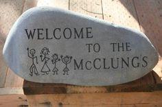 Stone Engraving,Engraving rocks and stones,Rock and Stone Engraving, Stone Work With STONE IMPRESSIONS, Engraved art, Pet memorials, markers, trophys, Gardens Stones